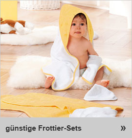 günstige Frottier-Sets